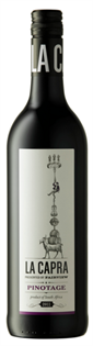 La Capra Pinotage 2011 750ml - Case of 12